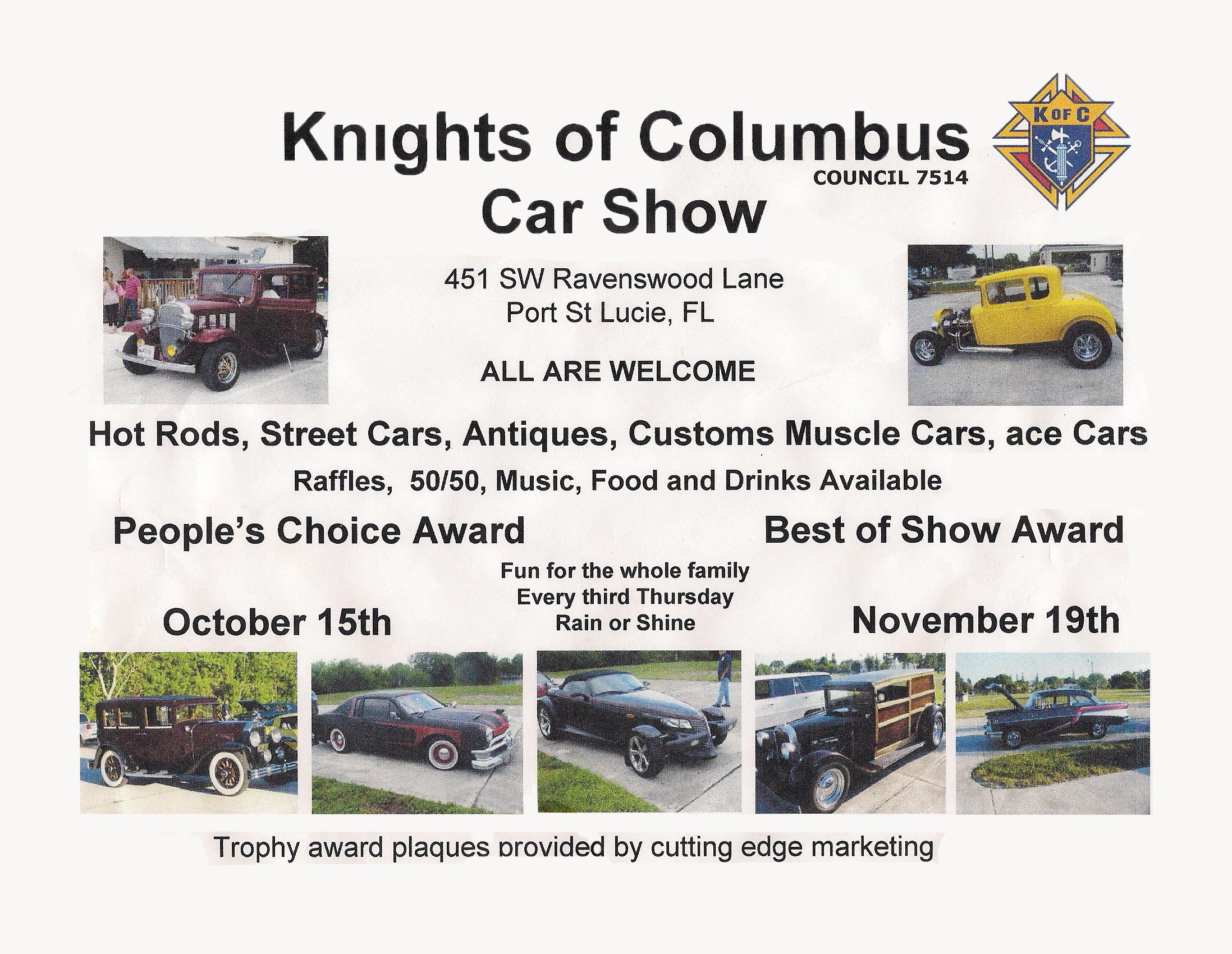 Corvette Shows - Ed morse sawgrass car show